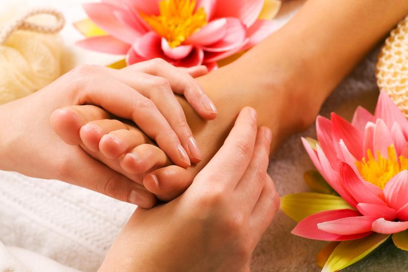 massage voeten apparaat