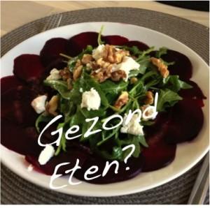 Gezond eten?