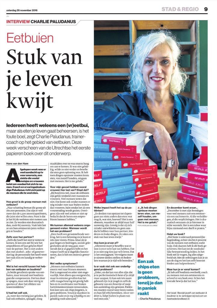 eetbuien-een-stuk-van-je-leven-kwijt-interview-vrij-van-eetstoornis-ad-utrechts-nieuwsblad-2016