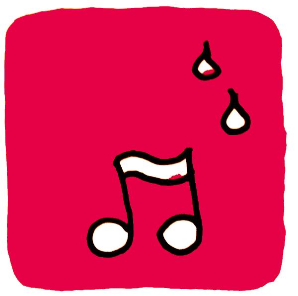 muziek om te huilen