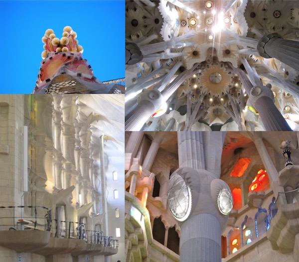 Sagrada Familia, inspiratie